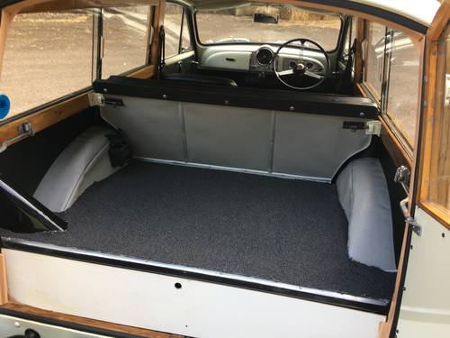 Morris Minor Traveller 1969 Restored Excellent example SOLD (picture 6 of 6)