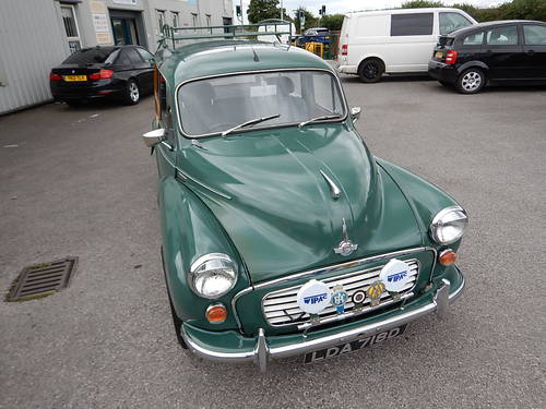 1966 Morris Minor 1000 Traveller ~ One Owner from New ~  SOLD (picture 2 of 6)