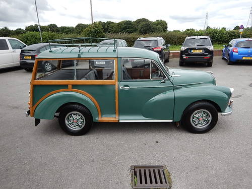 1966 Morris Minor 1000 Traveller ~ One Owner from New ~  SOLD (picture 3 of 6)