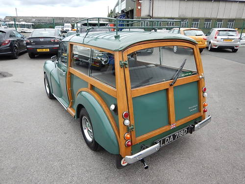 1966 Morris Minor 1000 Traveller ~ One Owner from New ~  SOLD (picture 4 of 6)
