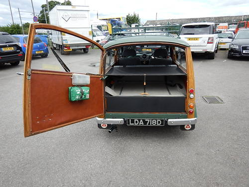 1966 Morris Minor 1000 Traveller ~ One Owner from New ~  SOLD (picture 6 of 6)