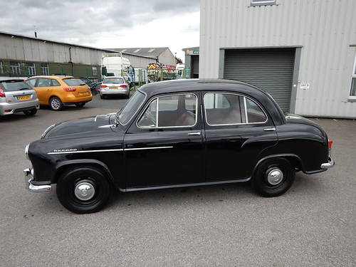 1955 MORRIS OXFORD Series II ~ Genuine 18499 Miles ~  SOLD (picture 1 of 6)