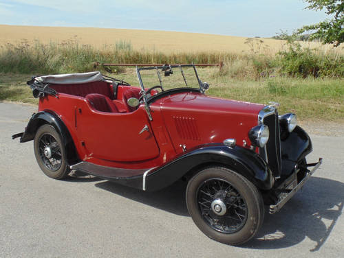 1935 Morris 8 Four Seater Tourer SOLD (picture 2 of 6)
