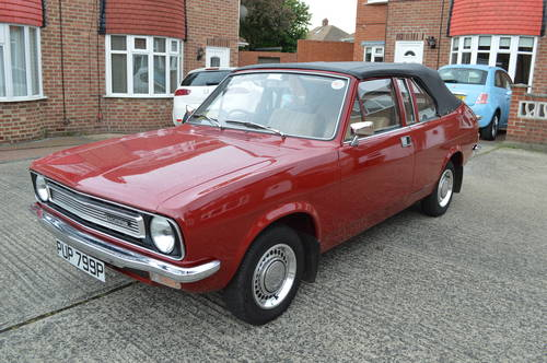 1976 Morris Marina Convertible For Sale (picture 3 of 6)