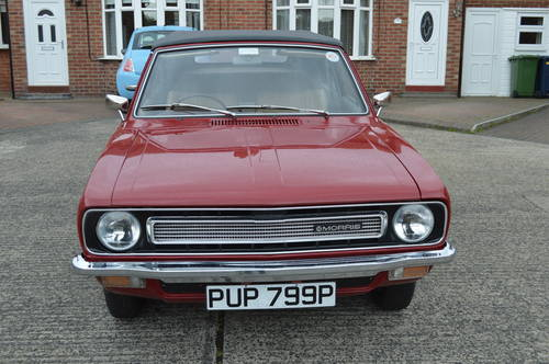 1976 Morris Marina Convertible For Sale (picture 4 of 6)