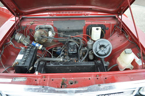 1976 Morris Marina Convertible For Sale (picture 5 of 6)