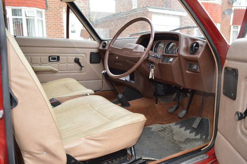 1976 Morris Marina Convertible For Sale (picture 6 of 6)