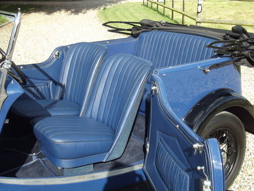 1935 Morris 8HP Series One Four Seater Tourer SOLD (picture 6 of 6)