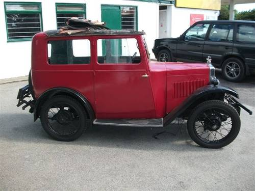 1930 OHC Morris Minor Saloon SOLD (picture 6 of 6)
