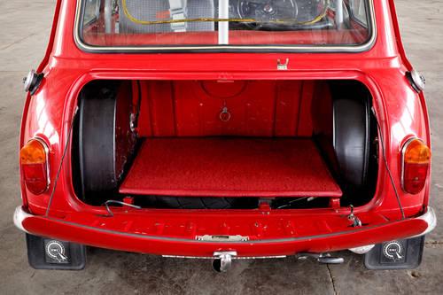 1964 BMC Mini Cooper S ex Works  SOLD (picture 6 of 6)