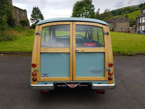 1963 WRCC refurb, very clean and tidy a steal at £11,995.00 For Sale (picture 3 of 6)