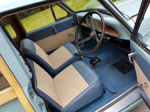 1963 WRCC refurb, very clean and tidy a steal at £11,995.00 For Sale (picture 4 of 6)