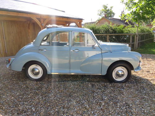 1965 Morris Minor 1000 (Credit/Debit Cards & Delivery) SOLD (picture 2 of 6)
