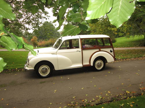 1971 MORRIS MINOR TRAVELLER  For Sale (picture 2 of 6)