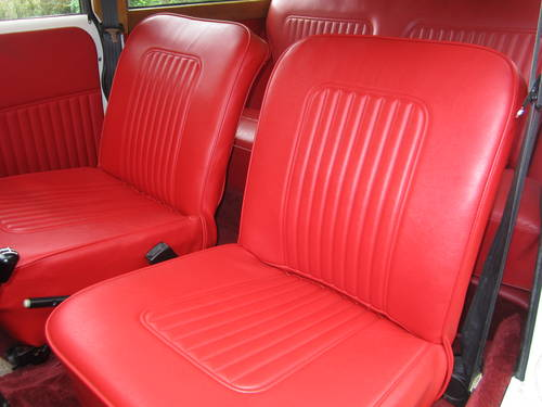 1971 MORRIS MINOR TRAVELLER  For Sale (picture 3 of 6)