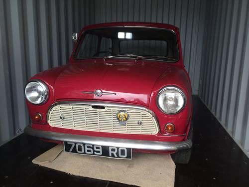 1961 Morris Mini Minor  For Sale (picture 2 of 6)