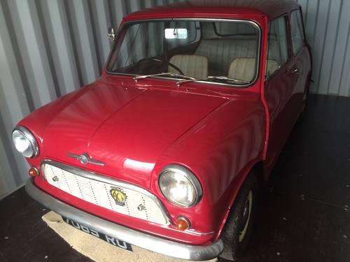 1961 Morris Mini Minor  For Sale (picture 3 of 6)