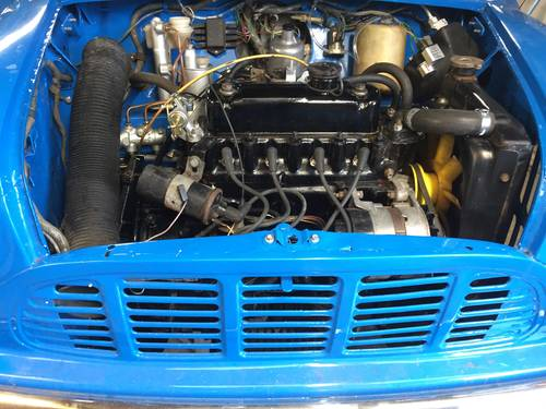 Austin/Morris Mini Pickup 1981 X Blue Superb £18,995 For Sale (picture 6 of 6)