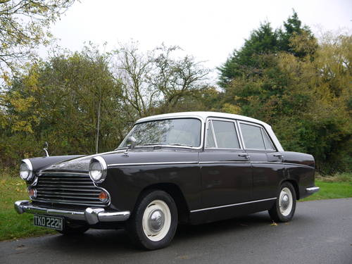 1970 MORRIS OXFORD MKV1 SALOON - EXCELLENT VALUE !! SOLD (picture 2 of 6)