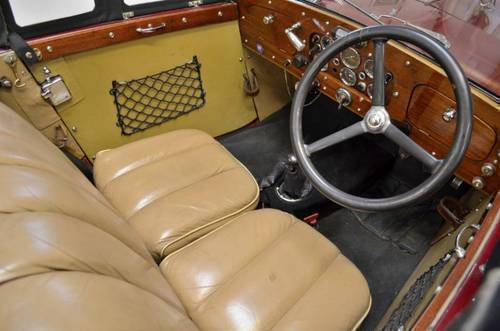 1931 Very rare Morris Minor Drop Head Coupe SOLD (picture 4 of 6)