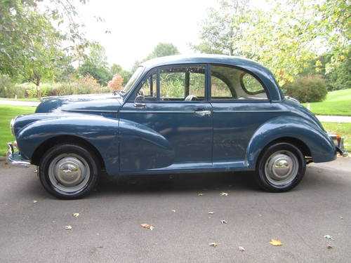 1971 MORRIS MINOR **SOLD ~ OTHERS WANTED 07739 329 389 ~ SOLD** For Sale (picture 3 of 6)