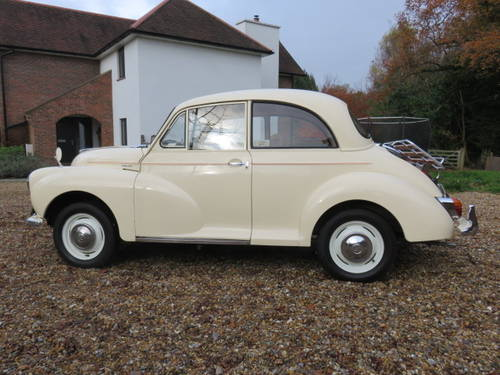 1966 Morris Minor 1000 (Credit/Debit Cards & Delivery) SOLD (picture 4 of 6)