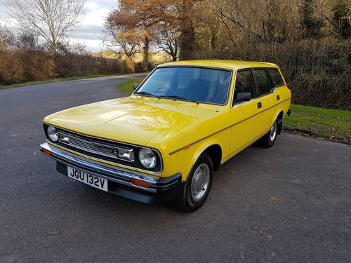 1980 Morris Marina Estate, Low Mileage, Beautiful Condition SOLD (picture 4 of 6)