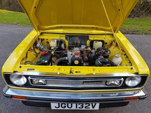 1980 Morris Marina Estate, Low Mileage, Beautiful Condition SOLD (picture 6 of 6)