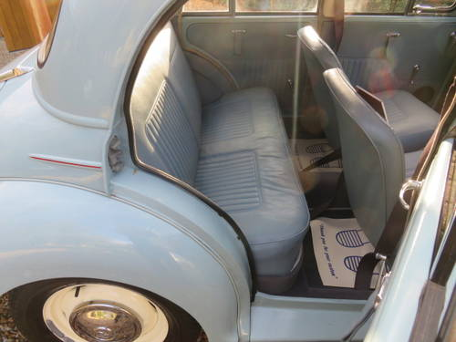 1969 Morris Minor 1000 (Credit/Debit Cards & Delivery) SOLD (picture 5 of 6)