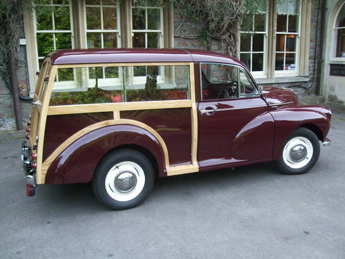 1969 Rebuilt Traveller - Colour/Spec. of Your Choice For Sale (picture 3 of 6)