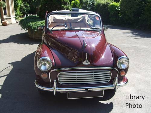 1967 Maroon Replica Convertible with Biscuit Trim For Sale (picture 6 of 6)