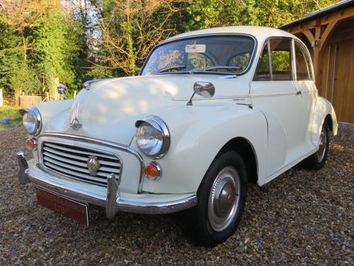 1970 Morris Minor 1000 (Credit/Debit Cards & Delivery) SOLD (picture 2 of 6)
