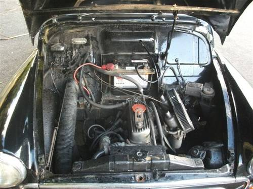1968 Morris Minor 1275cc, twin carbs, disk brakes! SOLD (picture 4 of 6)