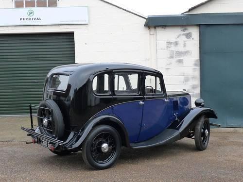 1937 Morris 8 Series 1 four door SOLD (picture 2 of 6)