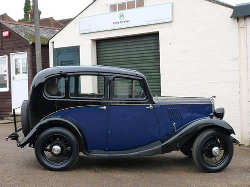 1937 Morris 8 Series 1 four door SOLD (picture 6 of 6)
