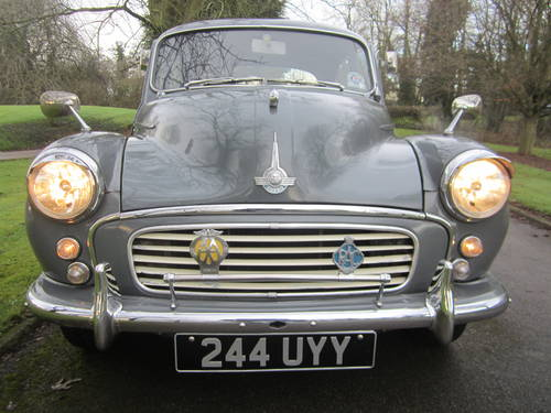1960 MORRIS MINOR/TRAVELLER/VAN ~ WANTED~CAN COLLECT WITHIN 72HRS Wanted (picture 3 of 6)