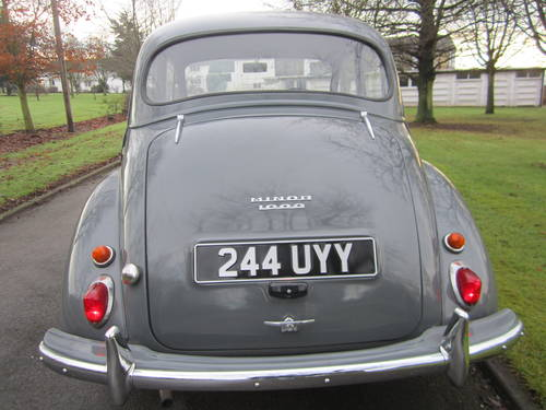 1960 MORRIS MINOR/TRAVELLER/VAN ~ WANTED~CAN COLLECT WITHIN 72HRS Wanted (picture 4 of 6)