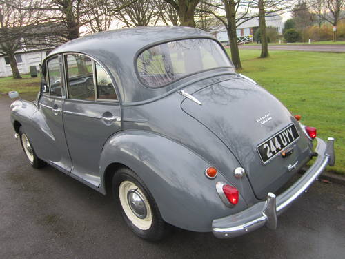 1960 MORRIS MINOR **SOLD ~ OTHERS WANTED 07739 329 389 ~ SOLD** For Sale (picture 2 of 6)