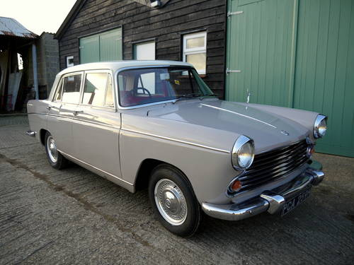 1969 MORRIS OXFORD MK V1 SALOON EXCELLENT VALUE !! SOLD (picture 1 of 6)