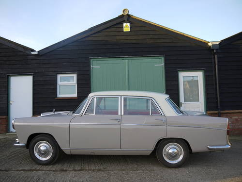1969 MORRIS OXFORD MK V1 SALOON EXCELLENT VALUE !! SOLD (picture 3 of 6)
