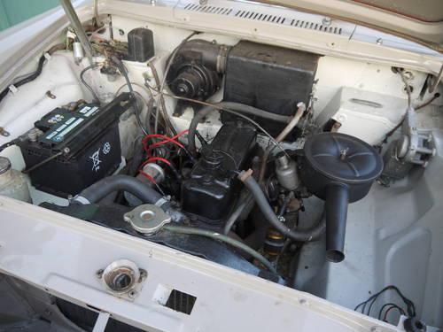1969 MORRIS OXFORD MK V1 SALOON EXCELLENT VALUE !! SOLD (picture 6 of 6)