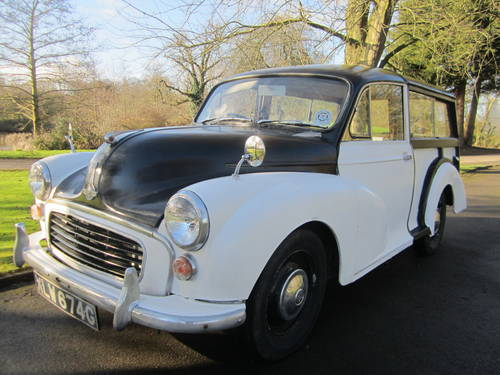 1969 MORRIS MINOR/TRAVELLER/VAN ~ WANTED~CAN COLLECT WITHIN 72HRS For Sale (picture 1 of 6)