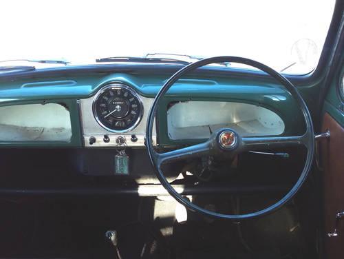 1967 Morris Minor 1000 Van SOLD (picture 4 of 6)
