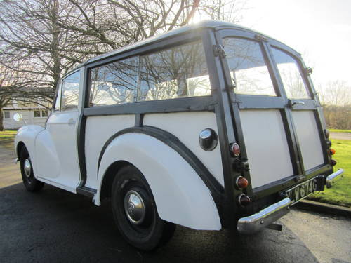 1969 MORRIS MINOR/TRAVELLER/VAN ~ WANTED~CAN COLLECT WITHIN 72HRS For Sale (picture 2 of 6)