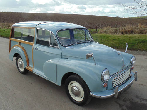 1969 Morris Minor 1000 Traveller SOLD (picture 2 of 6)
