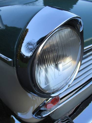 1965 Morris Oxford SOLD (picture 4 of 6)