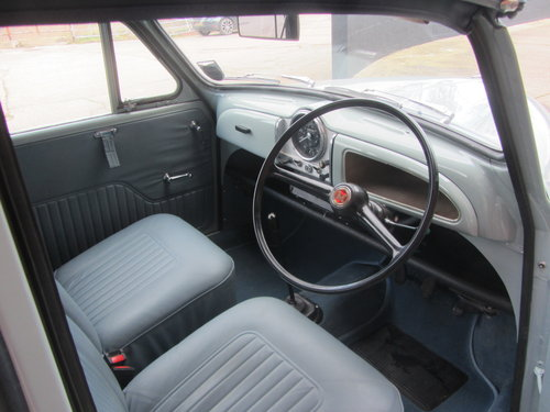 1968 Morris Minor Convertible For Sale SOLD (picture 5 of 6)