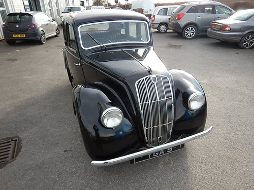 1948 MORRIS EIGHT Series E ~ MOT until 2019 ~  SOLD (picture 2 of 6)