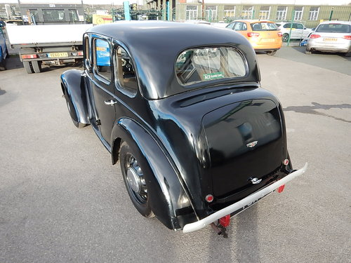 1948 MORRIS EIGHT Series E ~ MOT until 2019 ~  SOLD (picture 4 of 6)