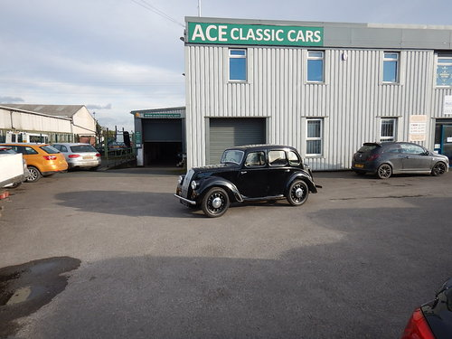 1948 MORRIS EIGHT Series E ~ MOT until 2019 ~  SOLD (picture 6 of 6)